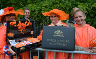 17 september Prinsjesdag 2013