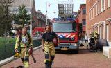 20 augustus Brand in een spouwmuur Zeezwaluwstraat Den Haag