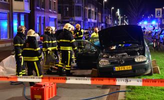 18 januari Politievoertuig betrokken bij aanrijding Den Haag