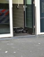 28 maart Aanhouding na steekpartij Wesselsstraat Den Haag