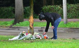 6 augustus 25-jarige motoragent overleden na ongeval Den Haag