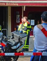16 juli Brand in keuken Indisch restaurant Thomsonlaan Den Haag [VIDEO]
