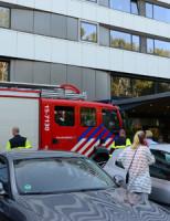 4 augustus Kleine brand in Bel Air hotel Johan de Wittlaan Den Haag