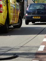 7 augustus Gewonde bij aanrijding Beeklaan Den Haag