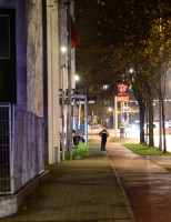 16 november Politie doorzoekt pand na verdachte situatie President Kennedylaan Den Haag