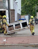 16 augustus Brand in keuken van pizzeria Bezuidenhoutseweg Den Haag