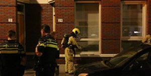 4 september Bewoners alarmeren brandweer na loeiende rookmelders Constant Rebecquestraat Den Haag