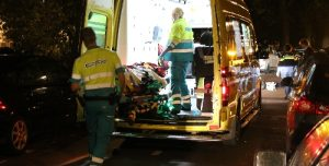 10 september Brommer bestuurster zwaargewond na aanrijding met dronken fietser Suezkade Den Haag