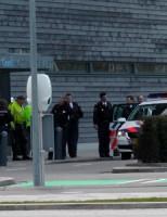 Man dreigt van dak te springen Olof Palmestraat