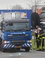 13 januari Aanrijding met letsel Oostpoortweg Delft