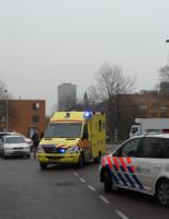 20 januari Aanrijding auto versus fiets Griegstraat Delft