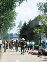 26 juli 7000 huishoudens in Leiden zonder stroom