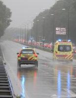 29 september Meerdere gewonden bij aanrijding Kruithuisweg Delft [VIDEO]