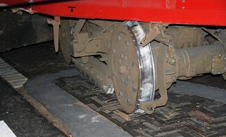 1 februari Zwaar beschadigde tram na ontsporing Bosbrug Den Haag