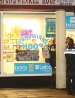 20 februari Overval op avondwinkel 'Hoop' aan Bruijnings Ingenhoeslaan in Voorburg [VIDEO]