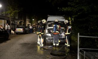 12 september Wederom autobrand Leiden…..