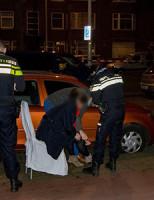 26 februari Man zwaargewond en veroorzaker doorgereden na ernstig ongeval De La Reyweg Den Haag [VIDEO]
