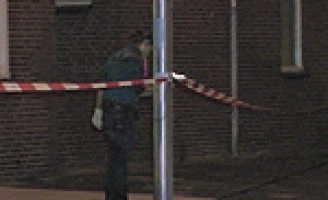 58-jarige bewoner overvallen Adriaan Pauwstraat