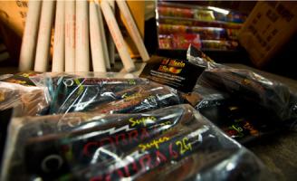 6 december 451 kilo vuurwerk gevonden in woning Capelle aan den IJssel