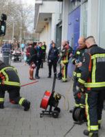 22 maart Vastgelopen remmen van een geldtransportwagen Gildenburg Gouda