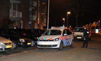 12 januari Verdachte steekincident aangehouden door arrestatieteam