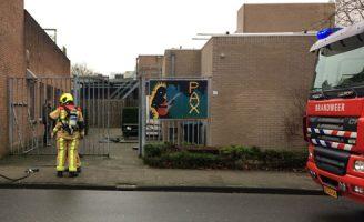 5 januari Brandgerucht blijkt een dakbrandje Verdilaan Naaldwijk
