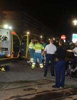 23 september Eenzijdig ongeval Laan van Ouderzorg Leiderdorp [UPDATE]