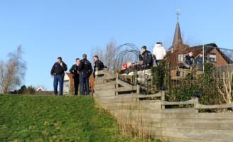 11 januari Man raakt gewond op bouwplaats in Nieuwveen