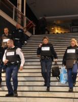 7 januari Man aangehouden na bedreiging in trein