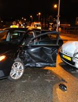 26 januari Gewonde bij ongeval Willem van der Madeweg Leiden