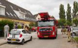 25 juni Kat door bewoner van het dak gehaald Elisabeth Koetenstraat Schiedam