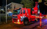 1 oktober Grote brand in oud schoolgebouw Traviataweg Rotterdam