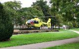 8 september Zwaargewonde bij ernstig ongeval Tuinlaan Schiedam