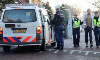 Hulpdiensten uitgerukt voor dronken man Begoniastraat