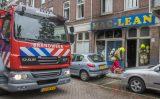 25 juni Grote uitslaande brand verwoest winkel Jacob Catsstraat Rotterdam