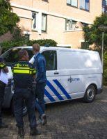 11 augustus Overledene aangetroffen na woningbrand Neel Gijsenstraat Rotterdam