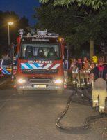 14 augustus Gewonden bij brand in keuken Johan Wagenaarstraat Schiedam