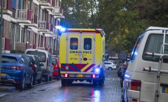 21 oktober Inzet traumahelikopter voor medische noodsituatie Blankenheimstraat Vlaardingen