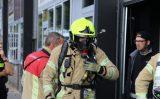 22 oktober Grote inzet hulpdiensten voor ongeval in loods Calandstraat Schiedam