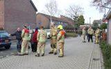 12 december Woningen ontruimd ivm gaslekkage Schoener Schiedam