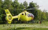 28 mei Mountainbiker ernstig gewond na val Kooikersweg Vlaardingen