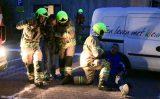 20 september Brandweer oefent zeer grote brand bij Driemaasstede Schiedam