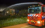 24 april Brand in vrachtwagen bij manage Broekpolderweg Vlaardingen