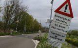 24 april Twee auto's beschadigd door poller Harreweg Schiedam