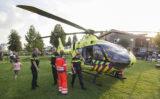 30 augustus Vrouw gewond na brand in woning Engelsche Boomgaard Vlaardingen