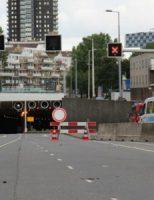 15 juli Opening nieuwe kazerne Tunnel Response Team met segways Doklaan Rotterdam