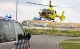 29 april Man zwaargewond na autobrand Adriaen Banckertstraat Schiedam
