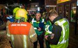 21 november Zeer Grote Brand in woning Wijnstraat binnenstad Vlaardingen