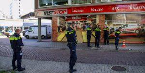 25 augustus Vermiste man zwaargewond aangetroffen Nijverheidsstraat Vlaardingen