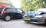21 juli Flinke aanrijding op berucht kruispunt Borodinlaan Schiedam